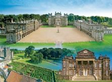 Seaton Delaval Hall Notecard